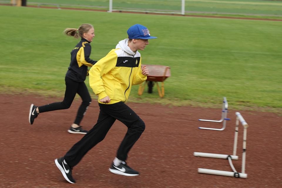 Aktivt idrottsliv