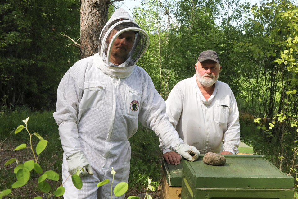 Specialist på honung