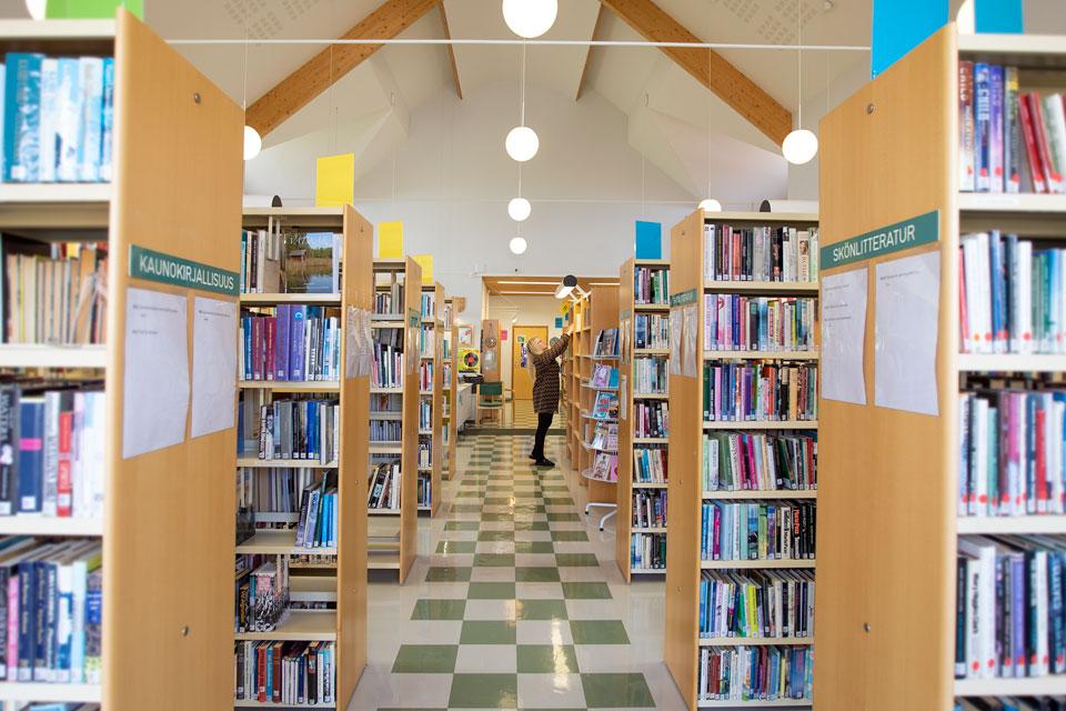 Liljendal närbibliotek